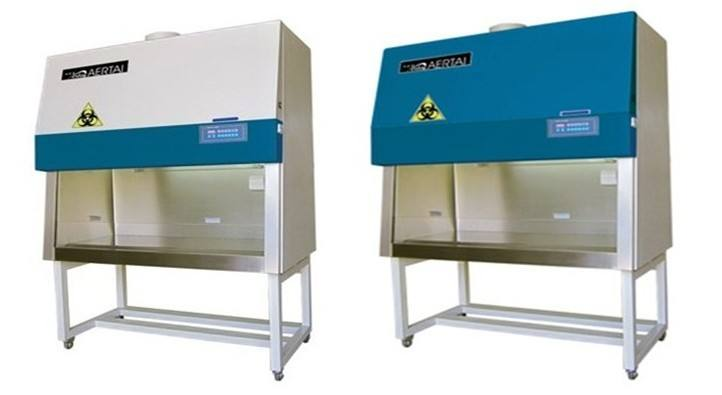 Heap Custom Biological Safety Cabinet