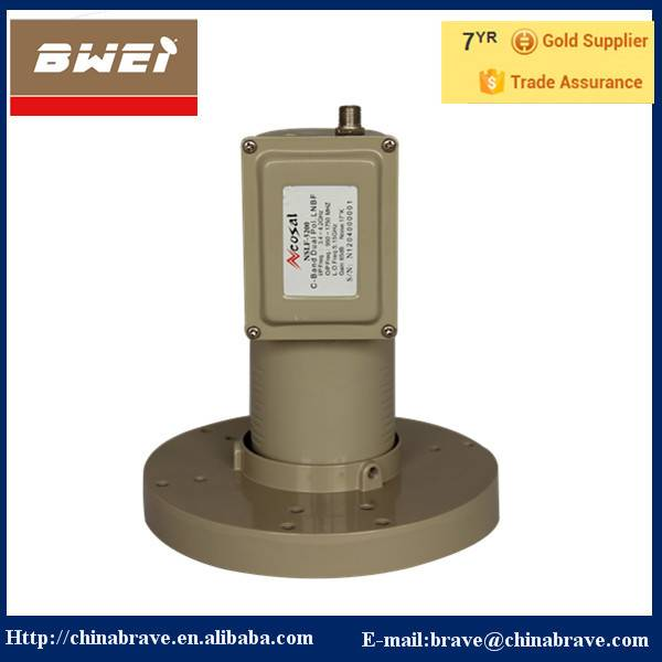 Neosat Input Frequency 3.4-4.2mhz Single / Twin outputs C Band LNB