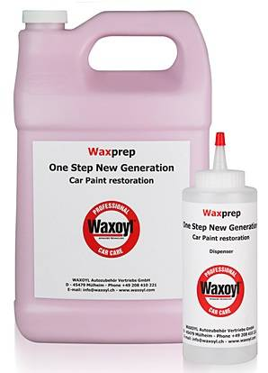 Waxoyl One Step New Generation
