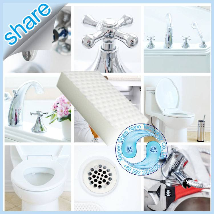 Direct Buy China Bath Brushes Cleaner Melamine Foam