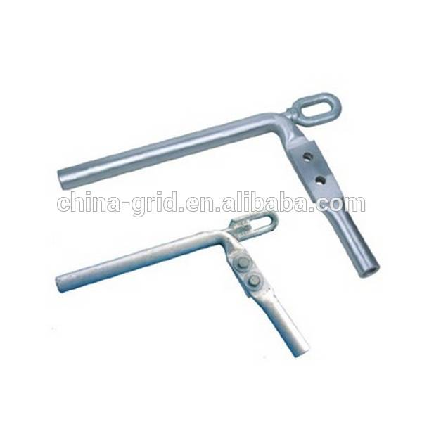 NY-BG Hydraulic Compression Type Dead End Clamp for Aluminum-Clad Steel Wire
