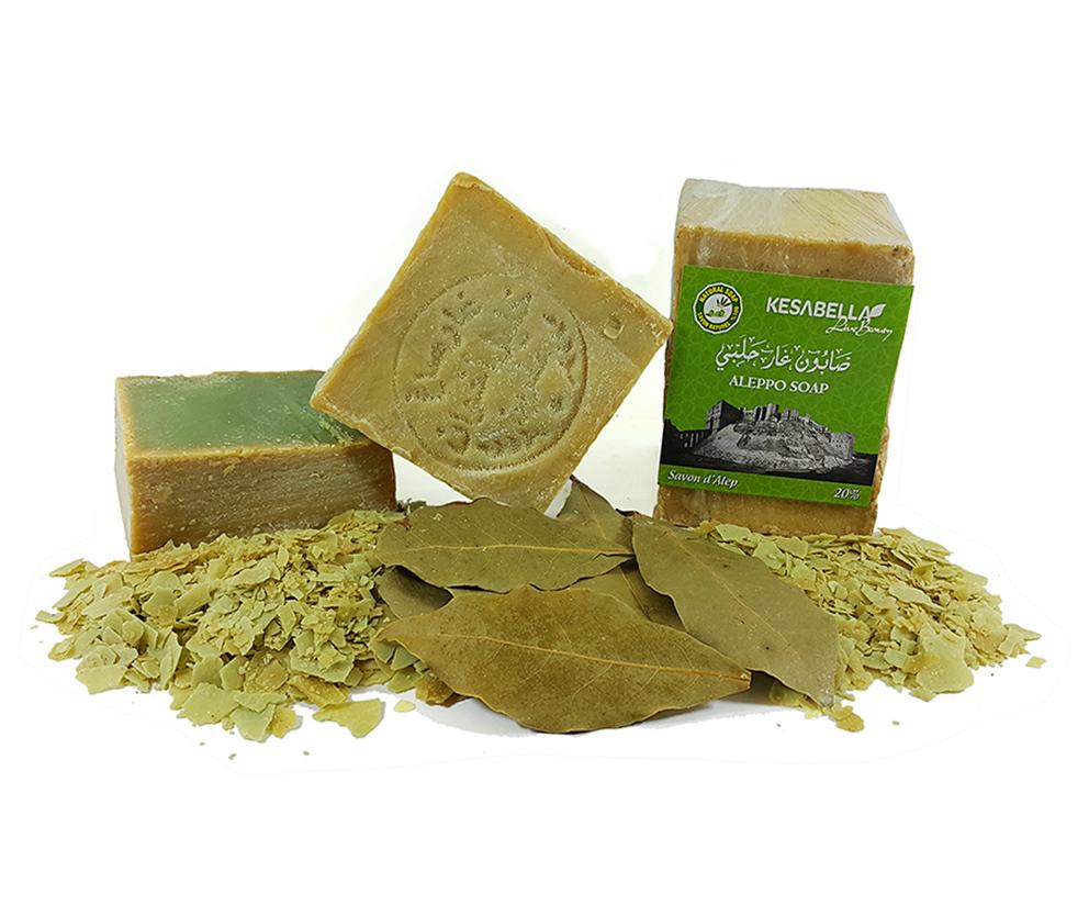 Aleppo Traditional Soap 20%