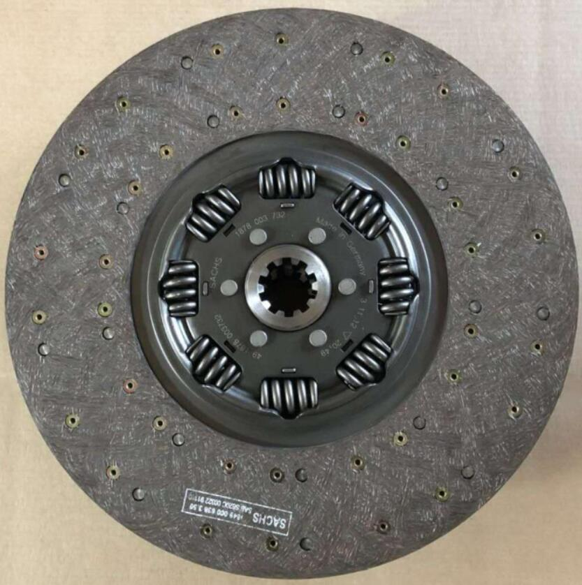 China Bus GOLDEN DRAGON Spare Parts-Clutch Disc-829067