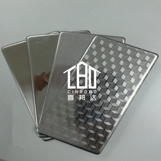 stainless steel composite panels