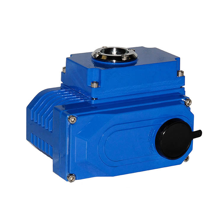 DC24V AC220V On/off Motorized Actuator for Ball Butterfly Valve