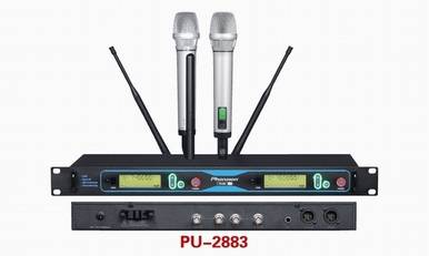 PU-2883 Ture Diversity UHF Wireless Microphone