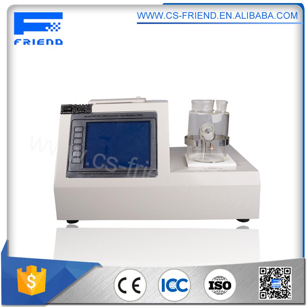 FDT-1371 Automatic trace moisture analyzer (Karl Fischer)