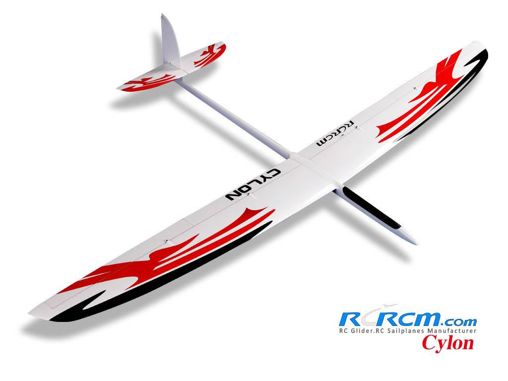 Cylon-2m slope rc composite glider