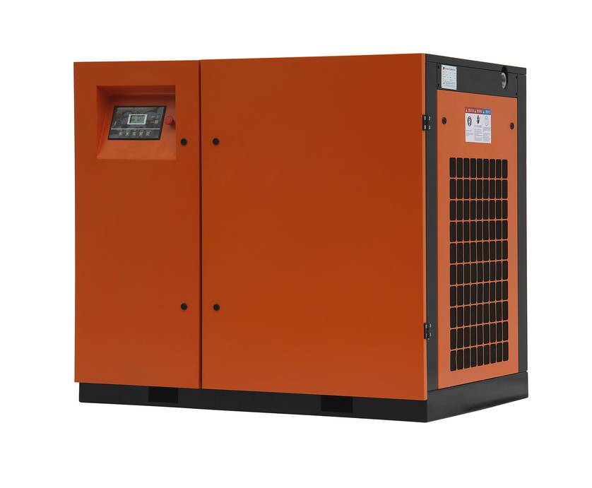 Newly Compact Designed Rotary Screw Air Compressor 15kw 20HP 2.3m3/Min