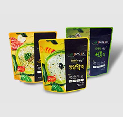 Simple Rice bran Porridge 3set in South Korea
