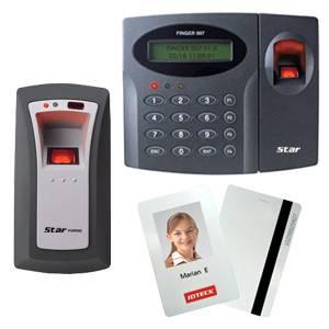 Fingerprint Stored Smart Card Reader [FGR006SRB/FINGER006SRB]