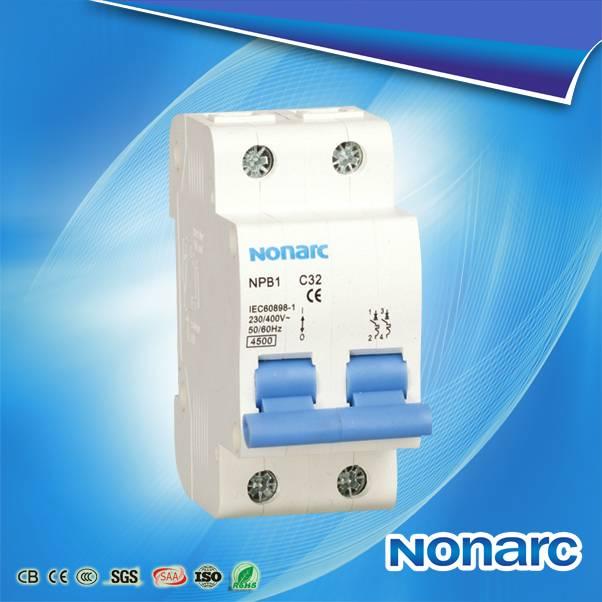 NPB1 Electrical Circuit Breaker