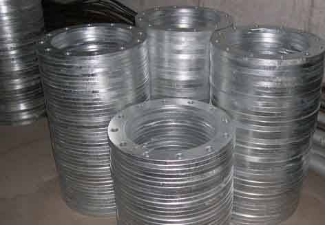 Galvanized Steel Backings