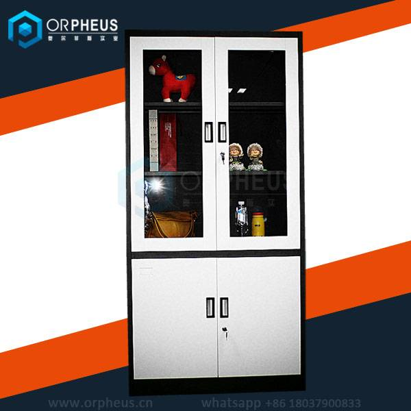 Modern Design Steel Filing Cabinet ikea Storage Cabinet Iron Cupboard Ikea for office