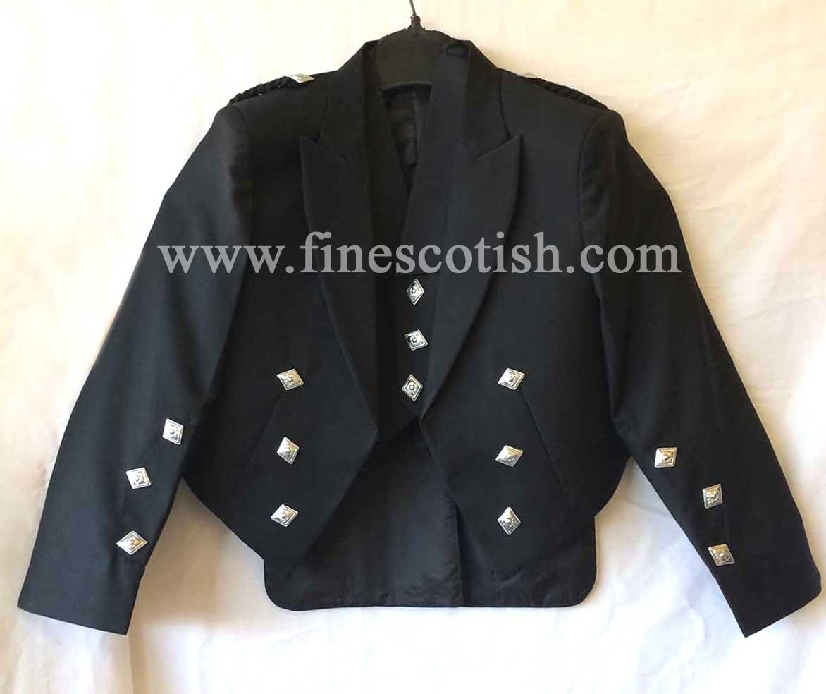 Prince Charlie Jacket & Vest For Child (Youth)