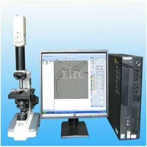 Fiber diameter measuring equipment