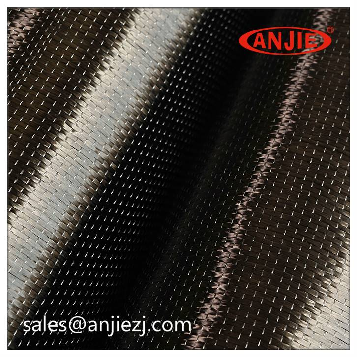 12k unidirectional carbon fiber fabric for repairing