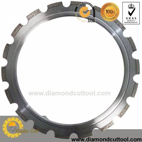 "14"" diamond ring saw blade for concrete cutting"