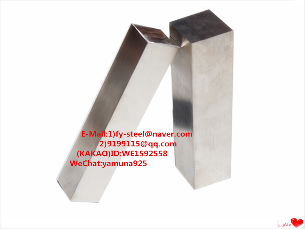 stainless steel square bar SUS304 SUS316L