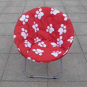 Affordable folding chair moon chair camping moon chair leisure moon chair