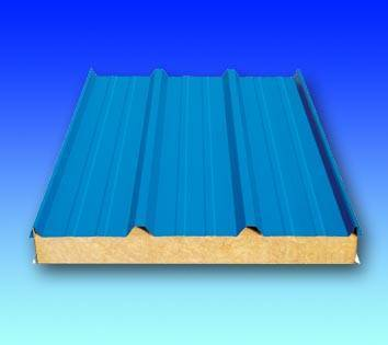 Rock Wool Sandwich Panels or Board