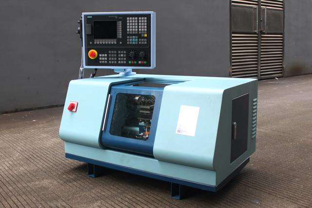 Tensile Lathe Sample Preparation Machine