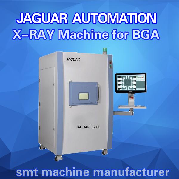 Automatic bga x ray machine