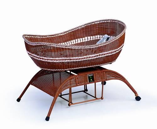 Electromagnetic driving bassinet