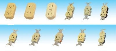 Socket-W, receptacle