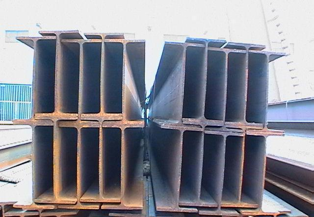 ASTM GB H beams H shaped steel profiles steel H beams