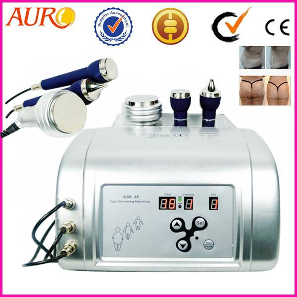Portable ultrasonic body slimming 40Khz cavitation eye skin wrinkle removal beauty device AU-43