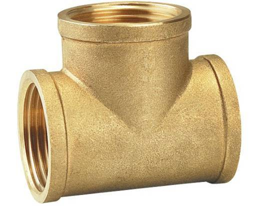 Thread Fittings, Available in Various Sizes, Made of Brass
