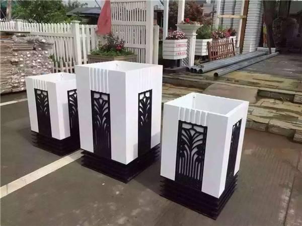High Quality PVC Foam Sheet for public flower box