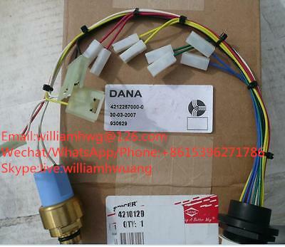Dana Parts 4210129 4212257 4212256 Dana Wire Harness 4210129 4212257 4212256