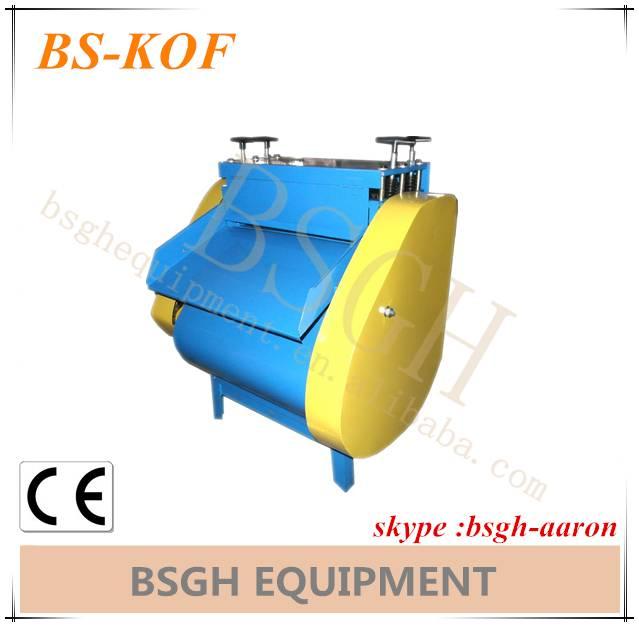 BSGH always hot 1-50mm waste wire separator machine BS-KOF