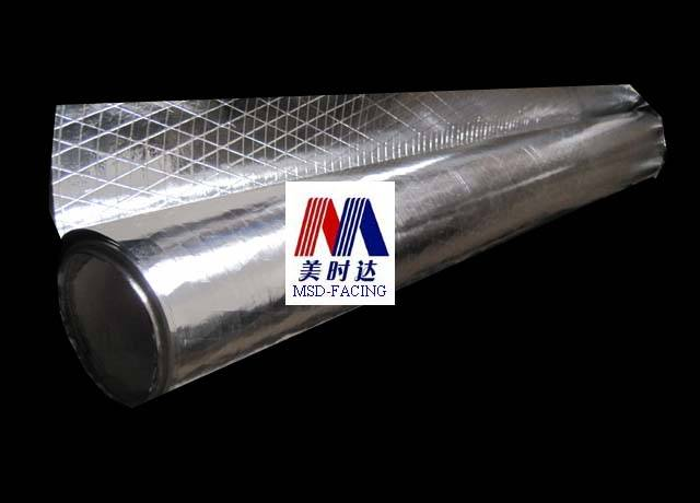 Double Sided Reflective Laminate Aluminium Foil/Aluminum Composite Panels (DFC1001)