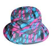 women printed bucket hat