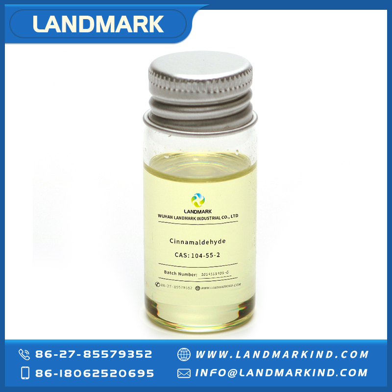 Factory Price Cinnamaldehyde CAS 104-55-2 Food Grade 99%min Quality