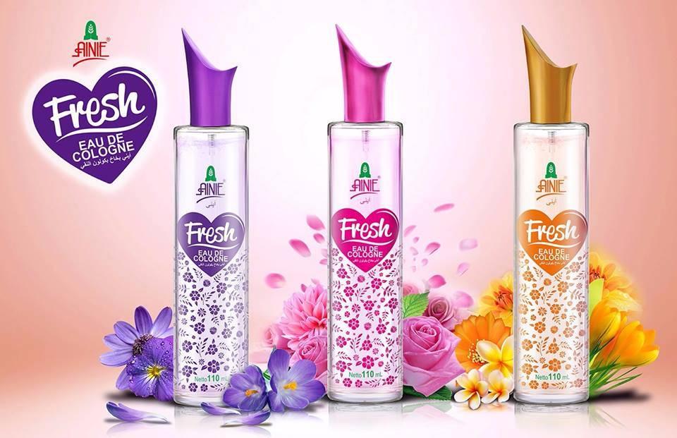 Ainie Fresh Cologne For Women 110ml