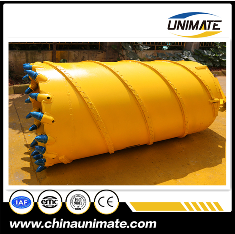 Drilling Buckets and Augers, Rock Buckets, Drilling Tools