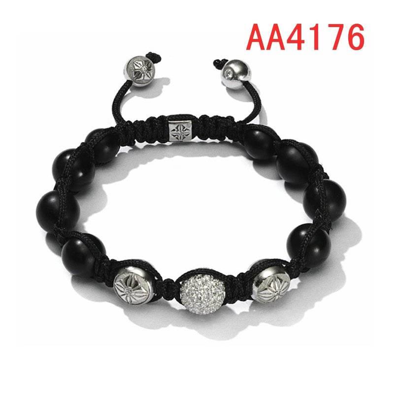 cheapest new style bead bracelets for man