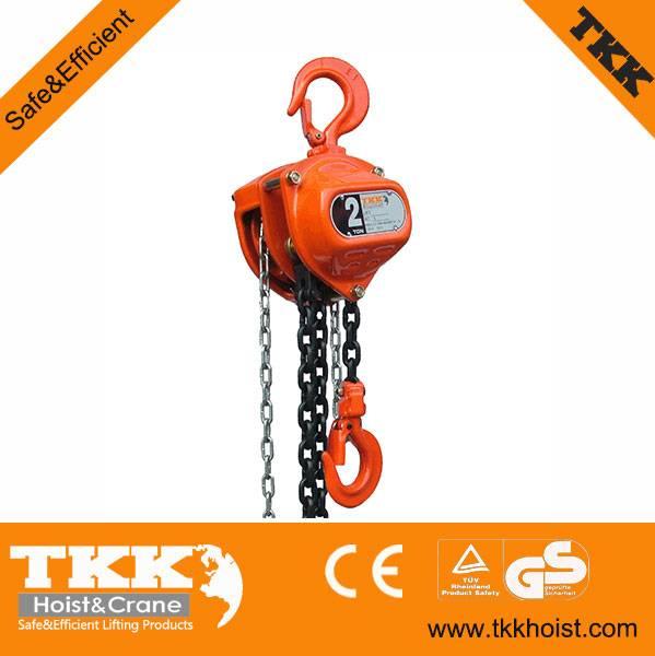 HSZ-KII manual chain hoist