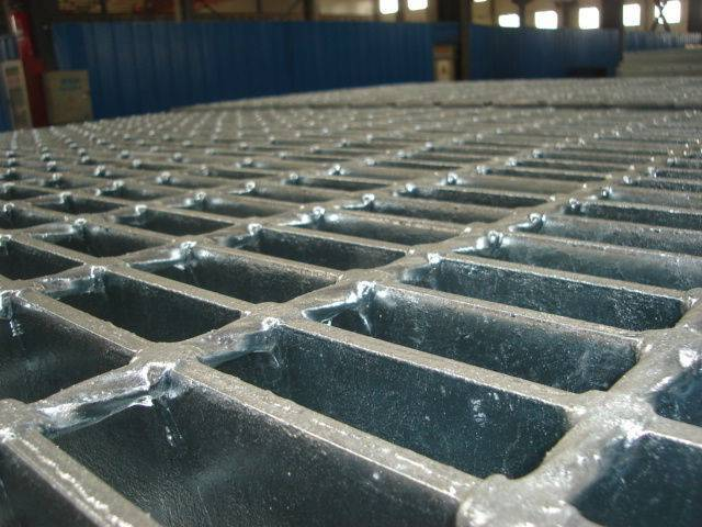 Welded Steel Grate