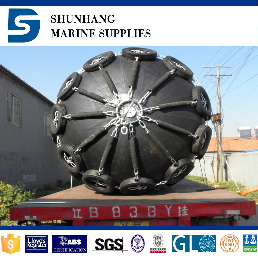First-rate supplier for inflatable rubber fender