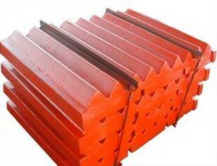 High manganese steel Top quality jaw crusher plate