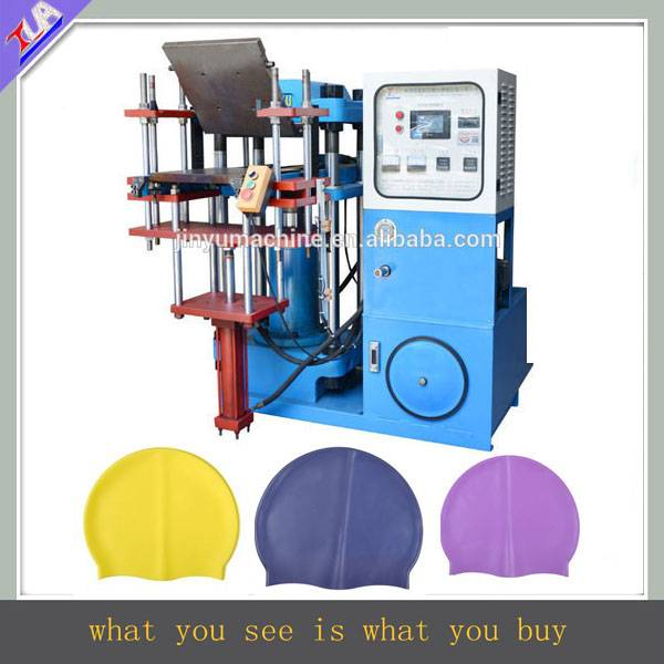 easy operation and durable silicone swimming cap making machine
