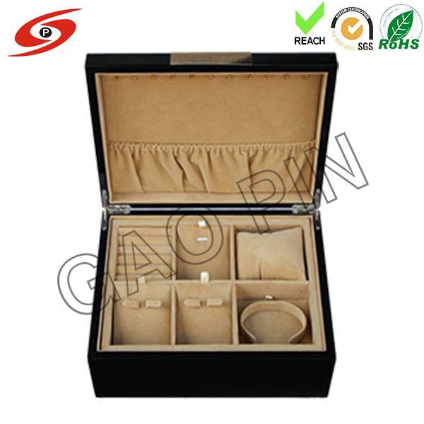 High-End Customized Wooden Jewelry Box