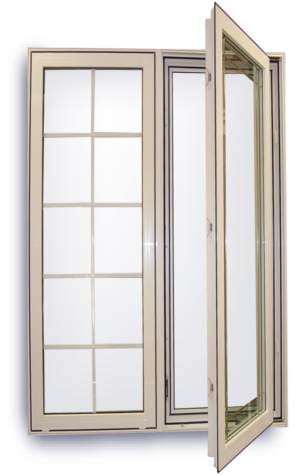 aluminum frame bath room sliding projecting side-hung casement window in china