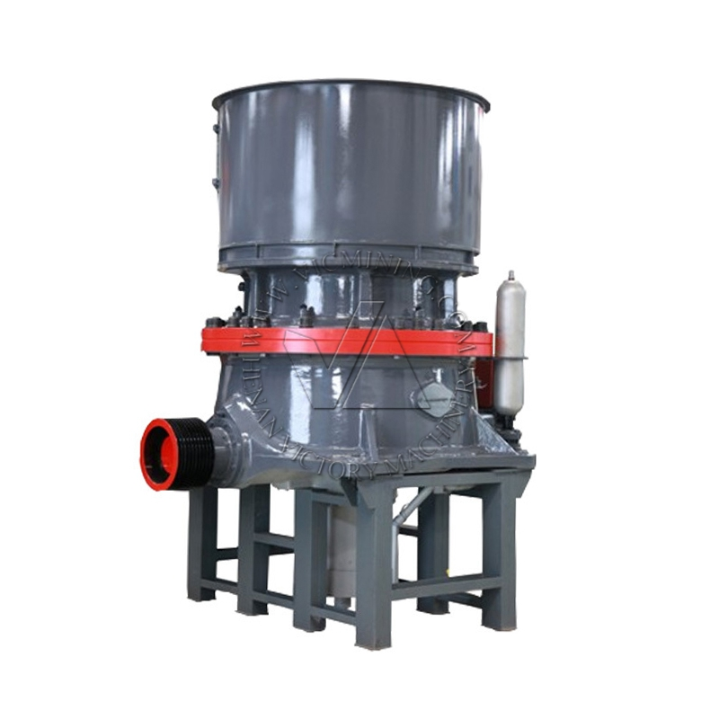 China XHP-400HST single cylinder hydraulic cone crusher manufacturer with reasonable price