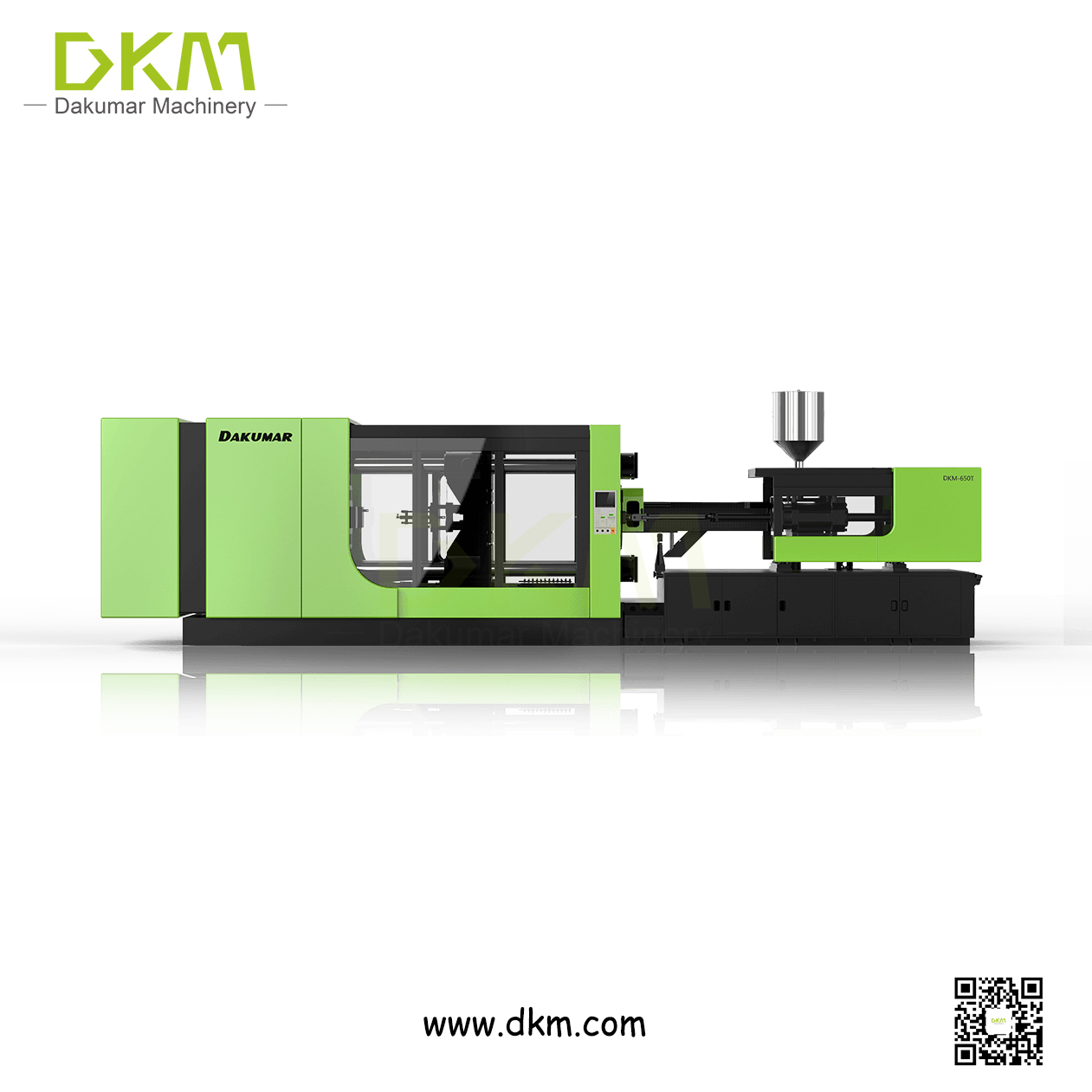 Plastic Injection Molding Machine Supplying